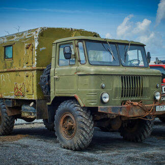Запчасти ГАЗ-66