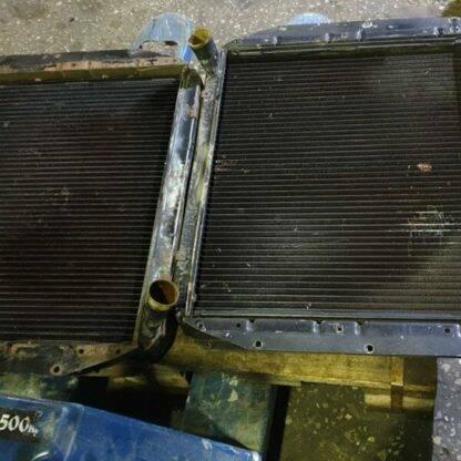 radiator vodyanoj demontazh zil